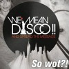SISTER SLEDGE feat JESSE JACKSON - Lost In Music (We Mean Disco!! Back in da House ReMix)