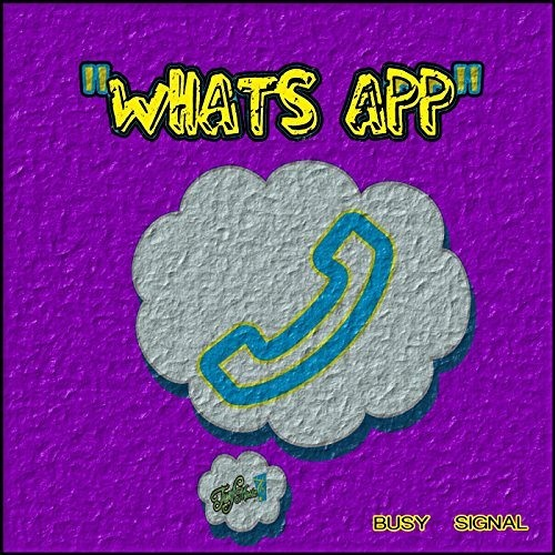 Busy Signal - What's App [Turf Music 2015]