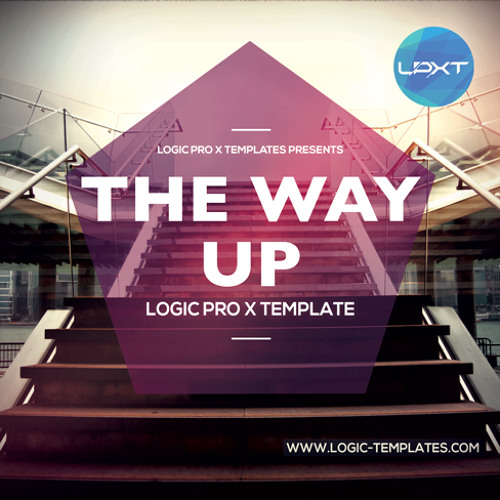 The Way Up Logic Pro X Template