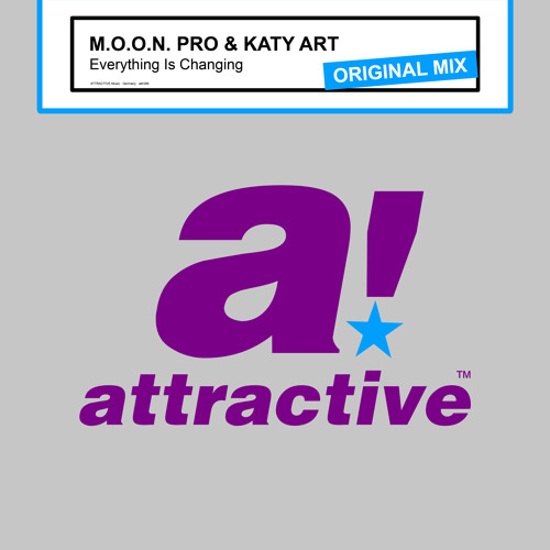M.O.O.N. Pro, Katy Art - Everything Is Changing (Original Mix)