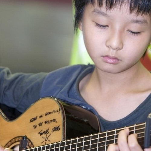 White Lion) When The Children Cry - Sungha Jung by Azwari13   Free