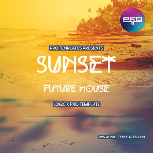 Sunset Logic X Pro Template