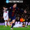 Relato del primer Gol de Messi de Alfredo Martinez en el partido Barça vs Milan (1ra Parte)
