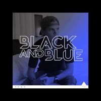 Avicii - ID (Black and Blue) Artwork