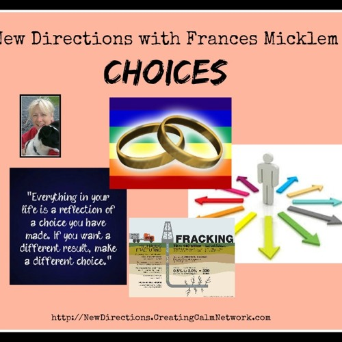 Podcast - Frances - New Directions May 8
