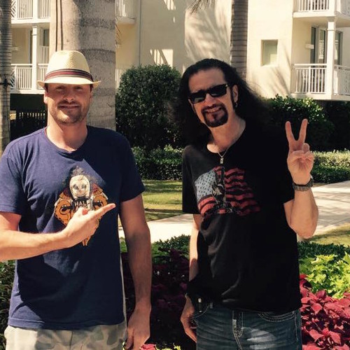 Ep 8: Bruce Kulick Interview - New Single, Album; Covers Entire Career