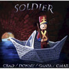 Crad feat. Donny, Ganja & Omar From Red Haze - Soldier (prod. Kids Of Crackling)