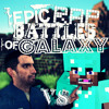 Garry's Mod VS Minecraft. Epic Rap Battles of Galaxy 18