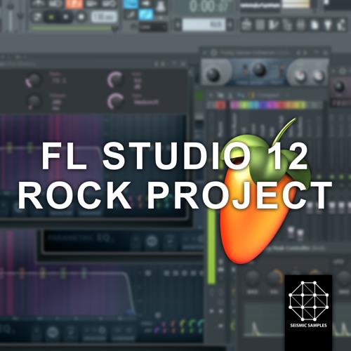 fl studio 12 rock song