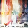 Dont Tell Me You Love Me  Ft.Billiano  Prod. By Lexi Banks