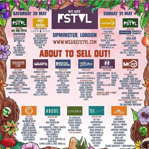 WE ARE LOVEJUICE MIX Vol 12: WE ARE FSTVL 2015
