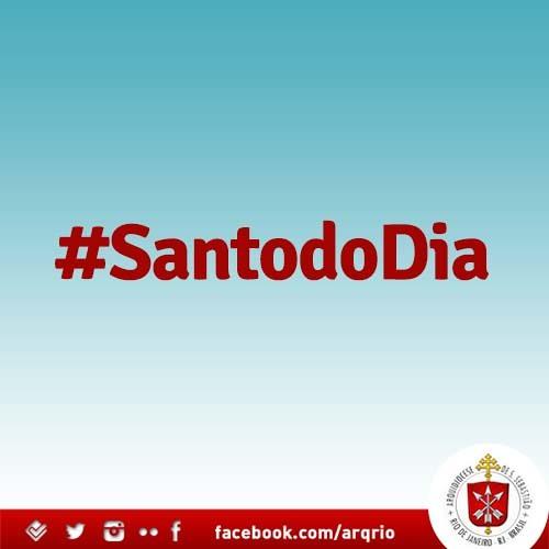 Santo do dia 11 de Maio Santa Joana