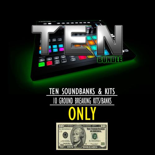 Ten Bundle - Sample Beats-Purchase Pack Below
