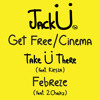 Jack Ü - Get Free, Cinema vs. Take Ü There vs. Febreze ( Jack Ü Ultra Music Festival 2015 Intro)