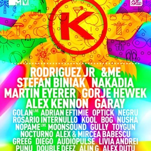 Nocturno & Audiopulse @ Kudos Beach // 1st of May 2015 // - part 1