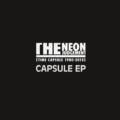 # VENUS IN FURS  #  CAPSULE EP, 2015