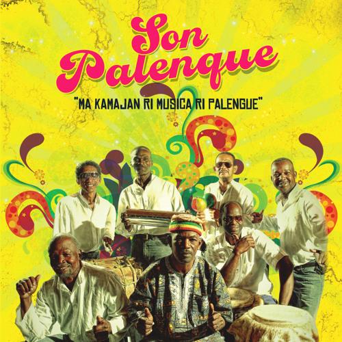 AGUATA - SON PALENQUE - del Nuevo Disco Kamajanes de la musica Palenquera-Palenque Records