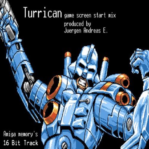 Turrican Track Start Screen  16 Bit memory's by Jürgen Andreas E.