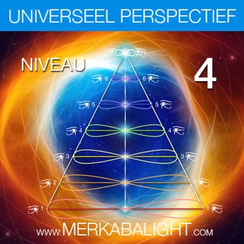 MerkabaLight - Universeel Perspectief Niveau4
