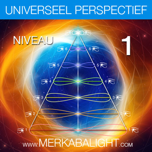 MerkabaLight - Universeel Perspectief Niveau1