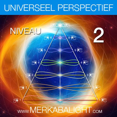 MerkabaLight - Universeel Perspectief Niveau2