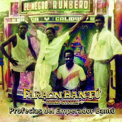 FARAON BANTU Sound System PRESENTA::EL VACILON DEL FARAON -PErreo de EL PULPO
