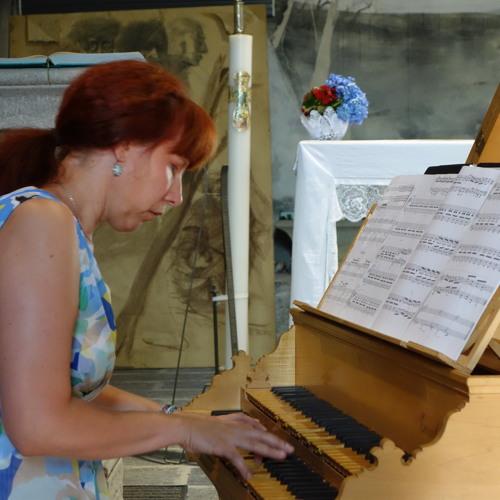 Rein Rannap Variatsioonid (Variations)for harpsichord (2007)