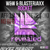 W&W & Blasterjaxx Vs. Miss Palmer - Rocket Spaceman Vs. No Beef (Hardwell Mashup) [Nivez Reboot]