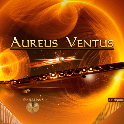 Bass Flute Harmonics On Mars - Aureus Ventus For HALion 5