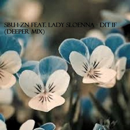 SBU-1-ZN  Feat. Lady Sloenna  - Dig It (Deeper Vox Mix)