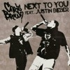 Next to you- justin bieber feat. chris brown (cover)