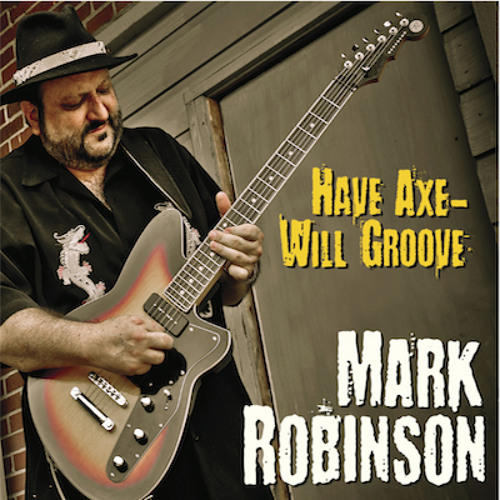 Mark Robinson Band — Booking Sampler