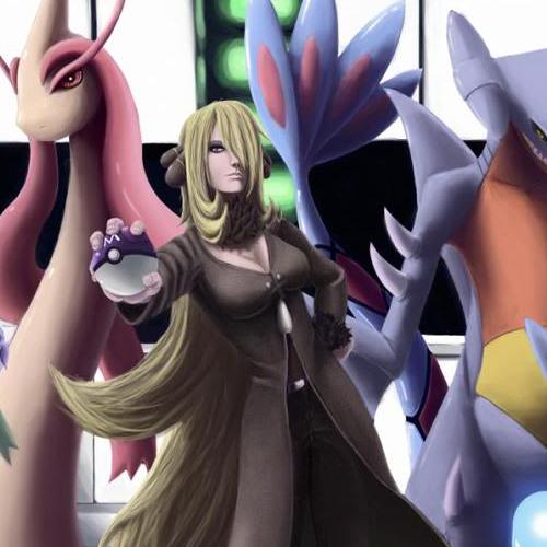 Pokémon Diamond and Pearl: Champion Cynthia Battle Theme Remix
