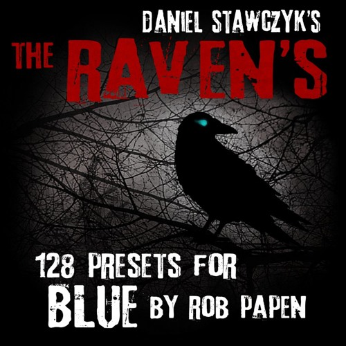 The Raven's Soundbank for Blue II by Rob Papen