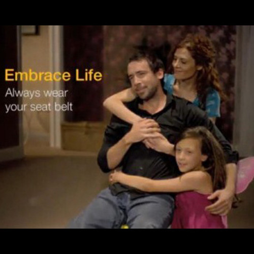 Embrace Life - always wear your seat belt (from the Road Safety PSA Trilogy)