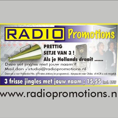 Demo Piraten - Hollands Set B RadioPromotions Mei 2015