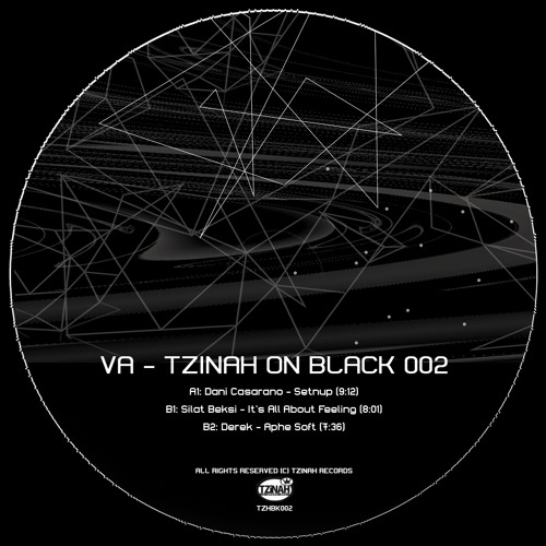 VA - Tzinah on Black 002 [TZHBK002]