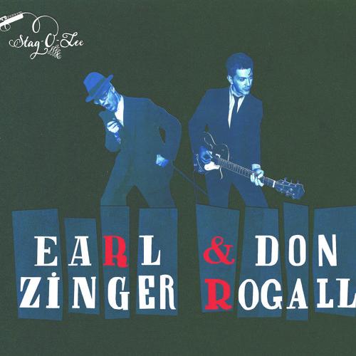 Album - Earl Zinger & Don Rogall • In The Backroom