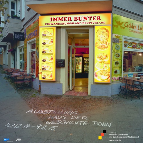 #ImmerBunter - Tonstationen