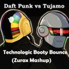 Daft Punk Vs Tujamo - Technologic Booty Bounce (Zurax Mashup Remake)