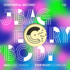 JBAG - Everybody (Come On) (Digital Riot Remix) [feat. Shindu] (CONT021)