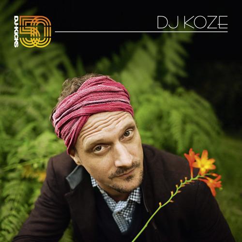 DJ Koze - I Haven't Been Everywhere But It's On My List [from: DJ-Kicks]