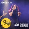 Asya Sherina #SV3 - Merpati Putih (Chrisye) LIVE at Taman Buaya Beat Club TVRI