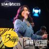 Irva Lestari #SV1 - Risalah Hati (Dewa 19) LIVE at Taman Buaya Beat Club TVRI