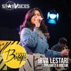 Irva Lestari #SV1 - I Dreamed A Dream (Les Miserables) LIVE at Taman Buaya Beat Club TVRI