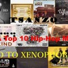 SA Top 10 Hip - Hop Mix - No To Xenophobia (Mixed By @Tsanzo 3fg)