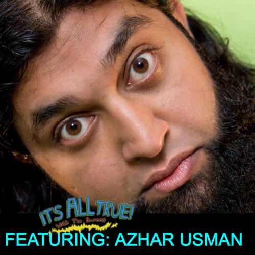 IAT Ep#53: Comedian Azhar Usman