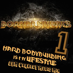 Gym Hardstyle Workout Music Mix - Hard Bodybuilding is My Healthy Lifestyle