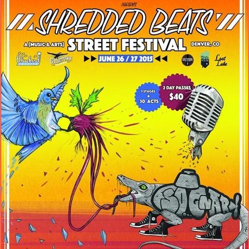 Shredded Beats Festival Week 1