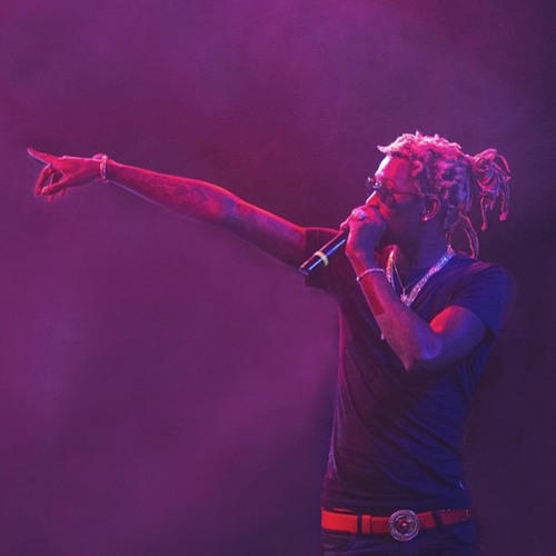 Young Thug - Power (Prod By London On The Track) (DigitalDripped.com)